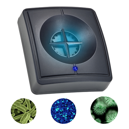NewRam UV Vaccine (Air Cleaner) Purifier with UV Sanitizer